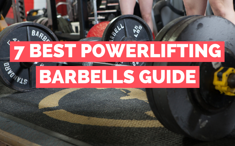 Best Powerlifting Barbell