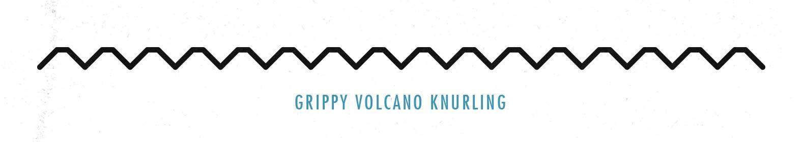 Grippy Volcano