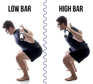Low Bar Squats